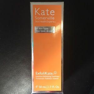 NWT Kate Somerville Exfoliate Treatment
